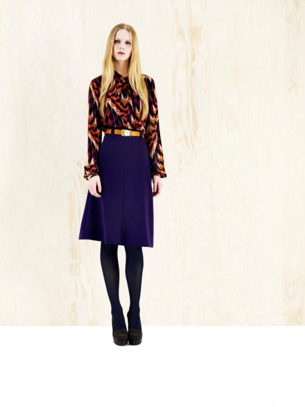 Модные юбки осень–зима 2011/2012 - 18