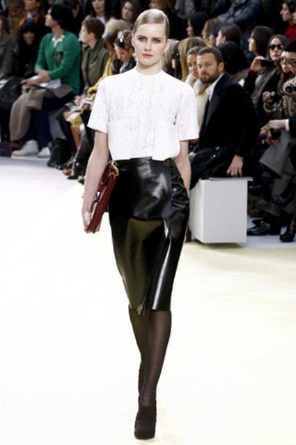 Модные юбки осень–зима 2011/2012 - 27