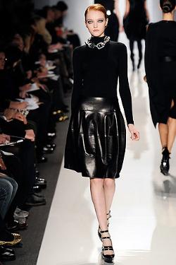 Модные юбки осень–зима 2011/2012 - 28