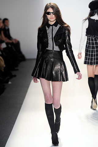 Модные юбки осень–зима 2011/2012 - 29