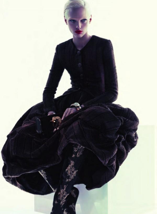 Модные юбки осень–зима 2011/2012 - 22