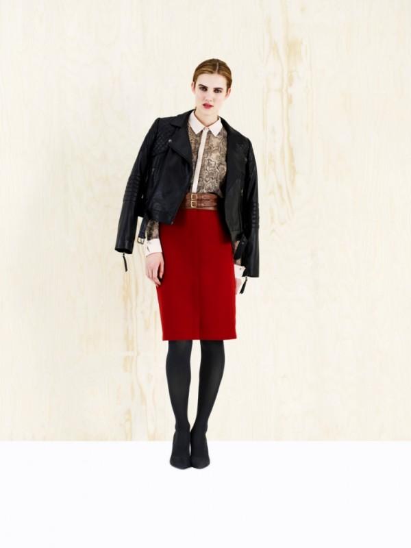 Модные юбки осень–зима 2011/2012 - 25