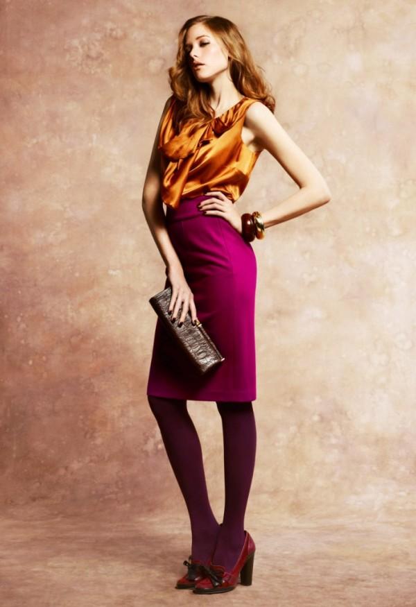 Модные юбки осень–зима 2011/2012 - 26