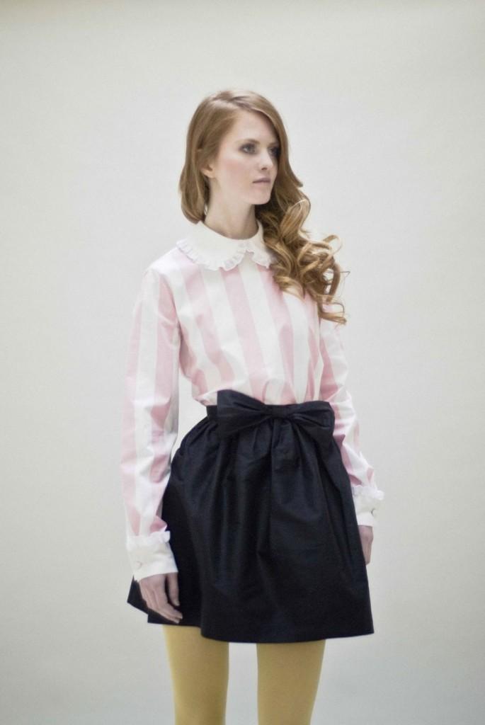 Модные юбки осень–зима 2011/2012 - 23