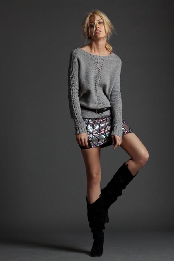 Модные юбки осень–зима 2011/2012 - 24