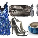 Новогодние аксессуары и обувь 2012