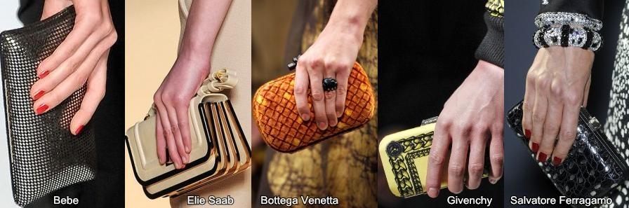 Новогодние аксессуары и обувь 2012 - сумка