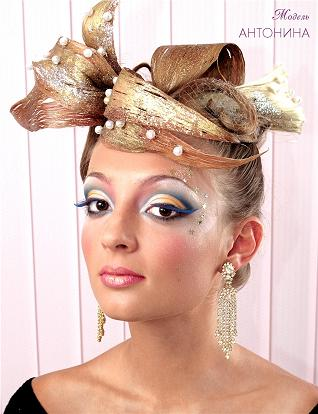 Новогодний макияж 2012 - 13