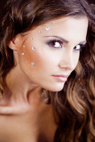 Новогодний макияж 2012 - 14