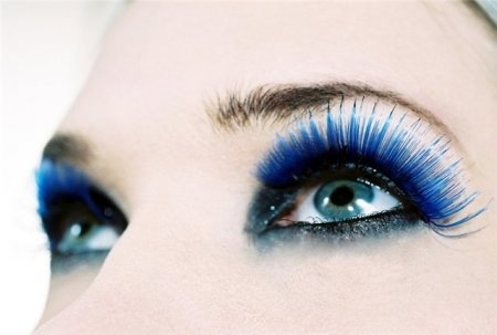 Новогодний макияж 2012 - 15