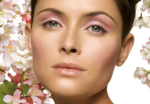 Новогодний макияж 2012 - 5