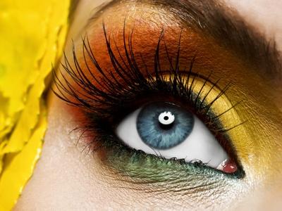 Новогодний макияж 2012 - 16