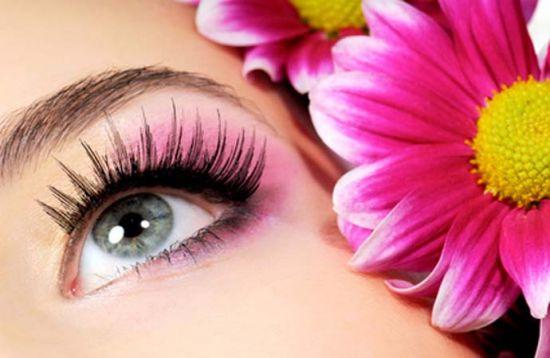 Новогодний макияж 2012 - 17