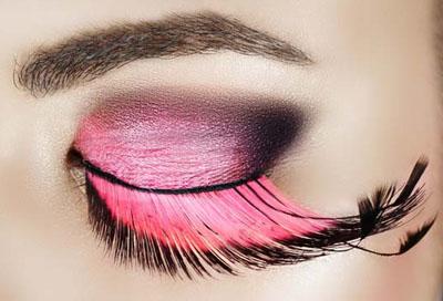 Новогодний макияж 2012 - 18