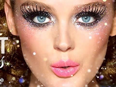 Новогодний макияж 2012 - 30