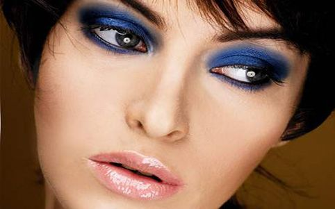 Новогодний макияж 2012 - 22