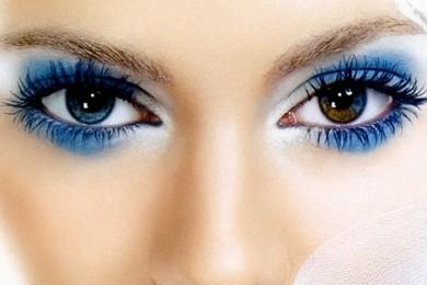 Новогодний макияж 2012 - 23
