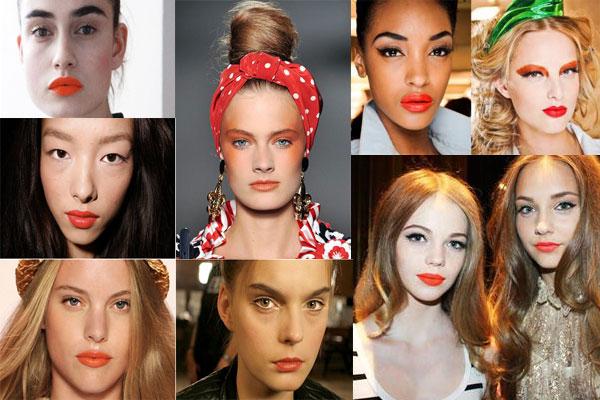 Новогодний макияж 2012 - 33