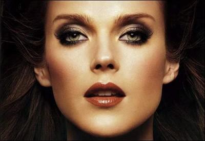 Новогодний макияж 2012 - 35