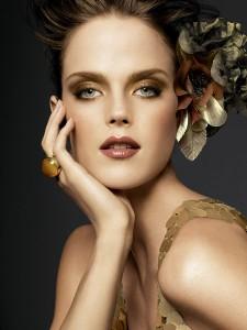 Новогодний макияж 2012 - 2