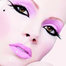 Новогодний макияж 2012 - 6