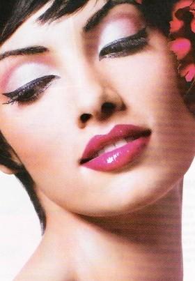 Новогодний макияж 2012 - 3