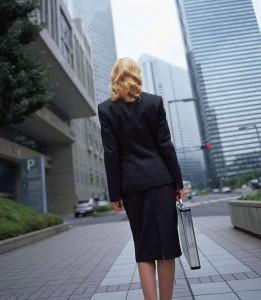 Бизнес-леди зарабатывает больше мужа