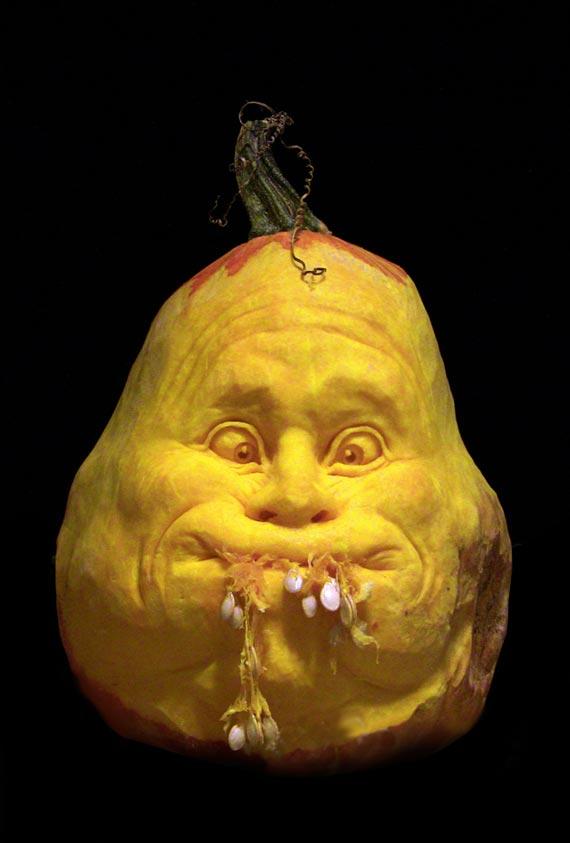 Лучшие тыквы на Хэллоуин - 2