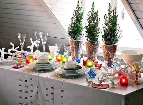 Новогодний стол 2012