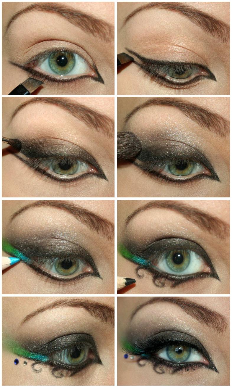 Как делать макияж 11
