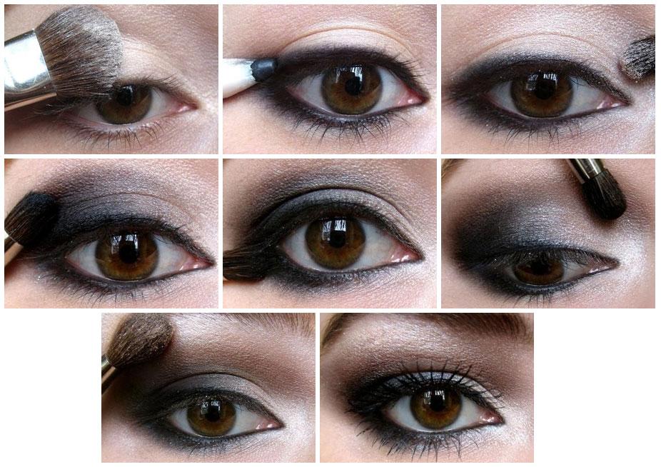 Как делать макияж 13