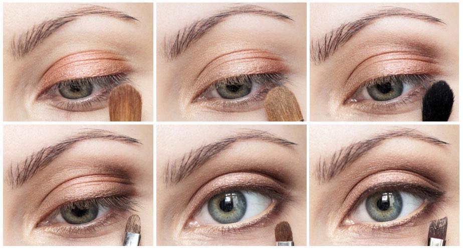 Как делать макияж 17
