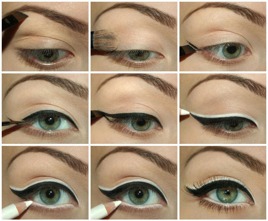 Как делать макияж 15