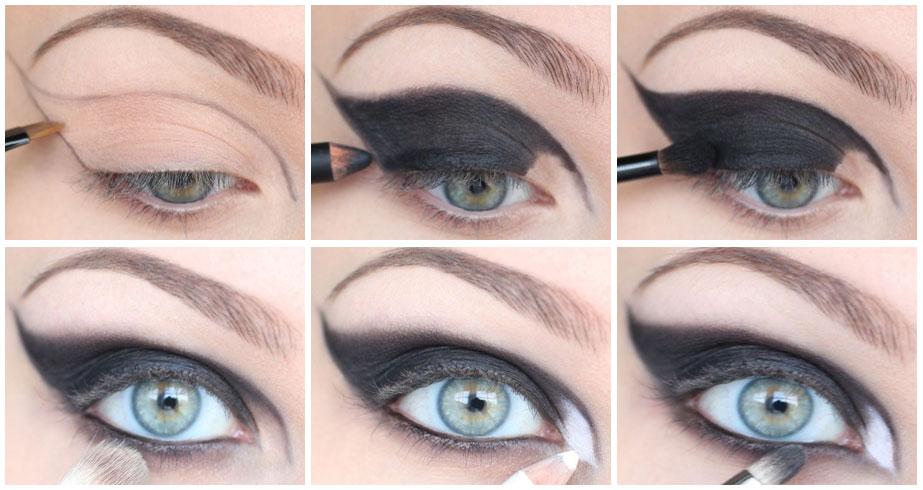 Как делать макияж 19