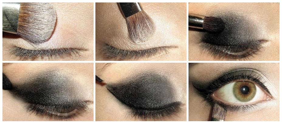 Как делать макияж 3