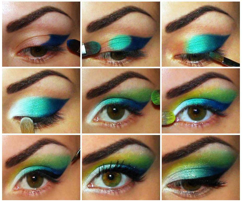 Как делать макияж 5