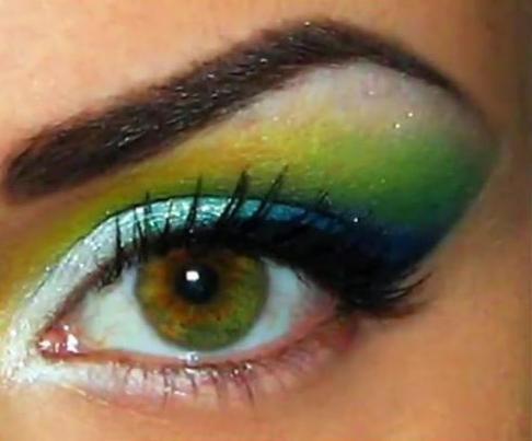Как делать макияж 4
