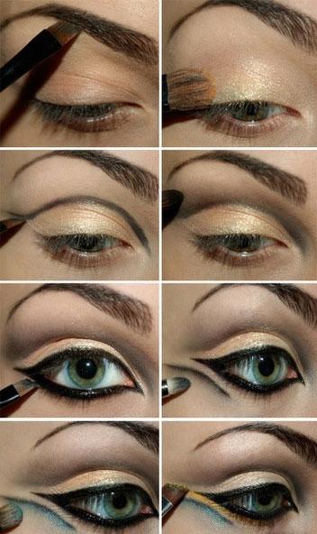 Как делать макияж 9