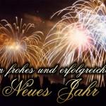 Поздравления с Новым Годом на немецком