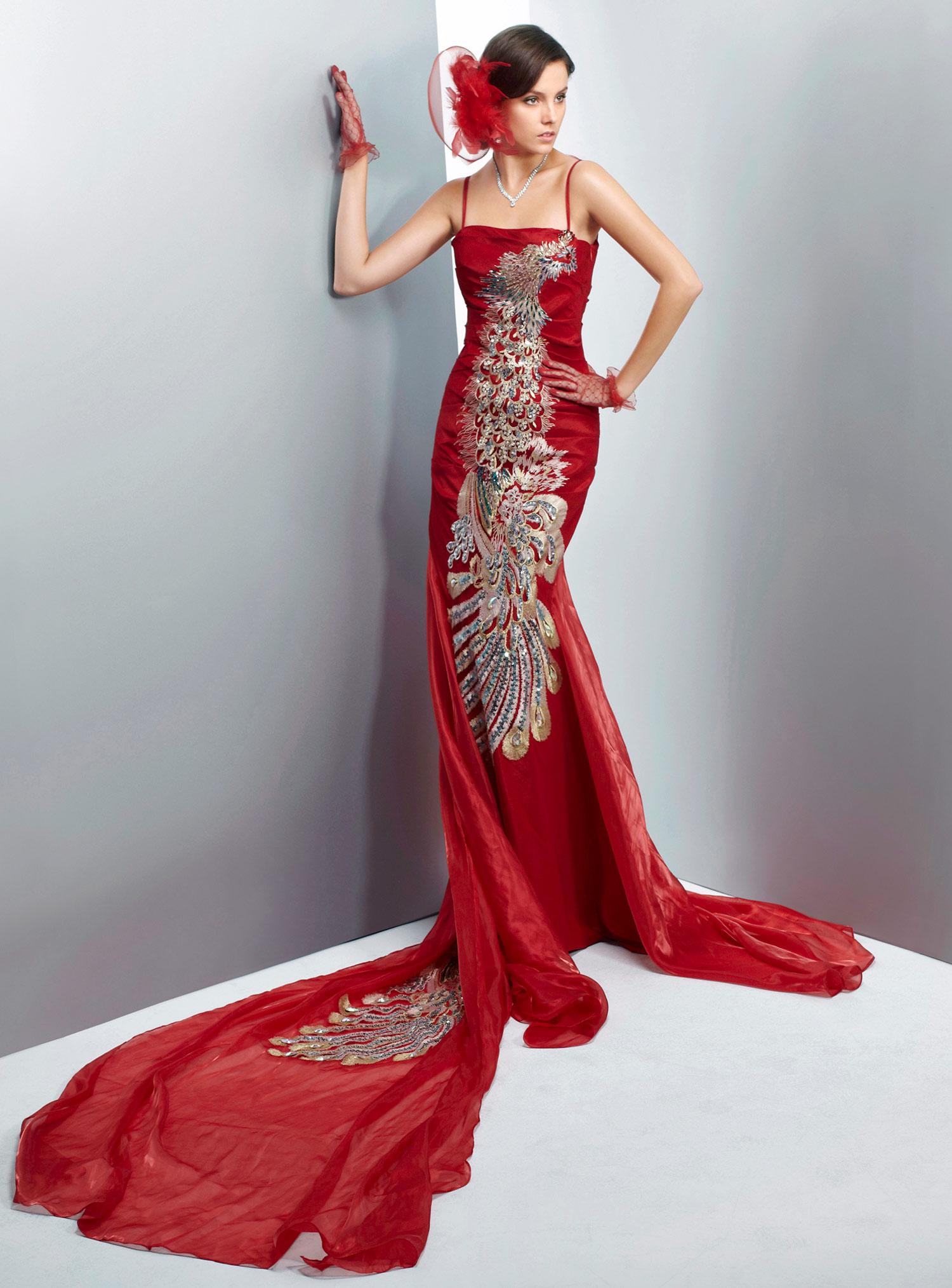 Свадебные платья 2012 - 21