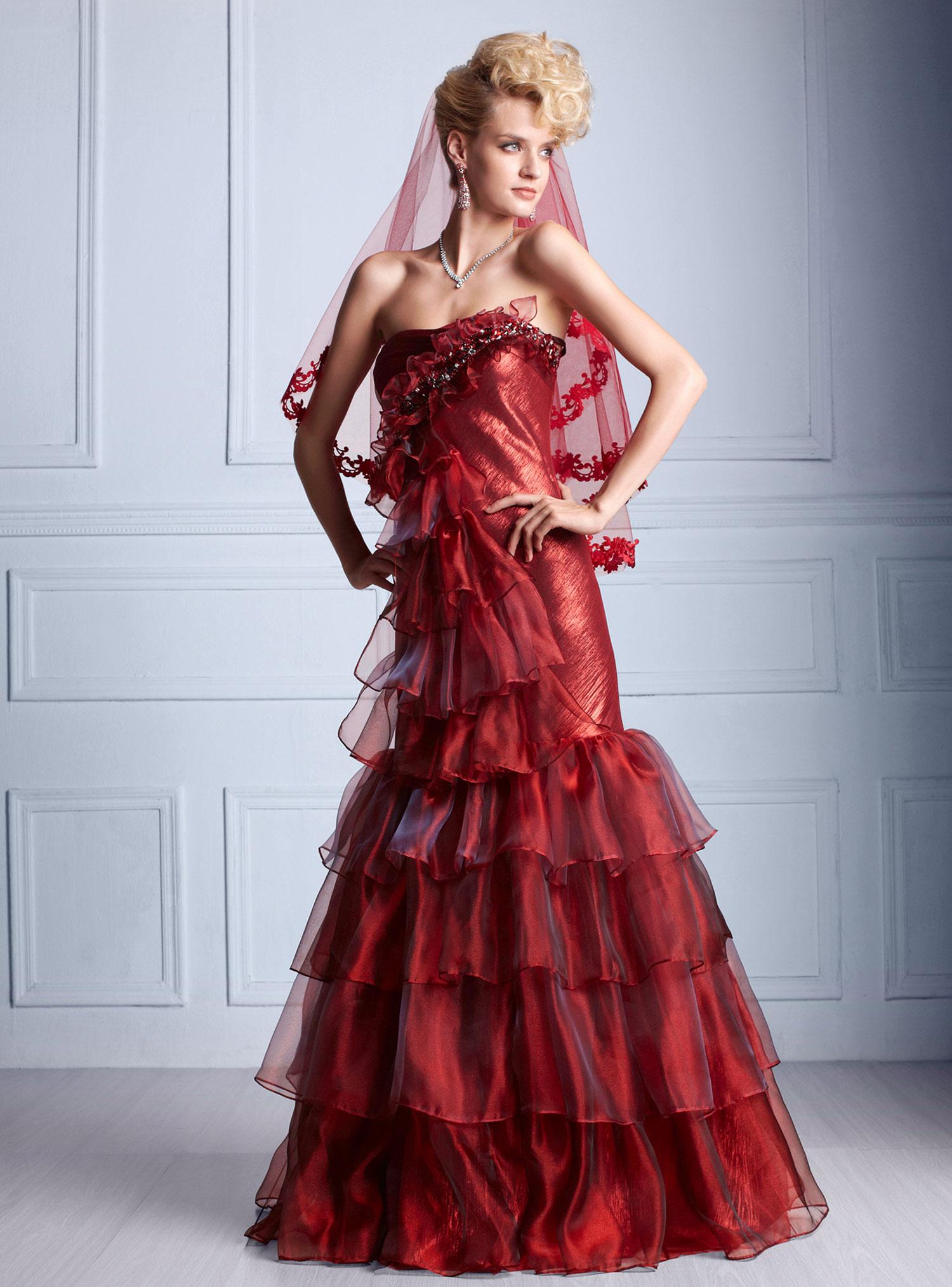 Свадебные платья 2012 - 17