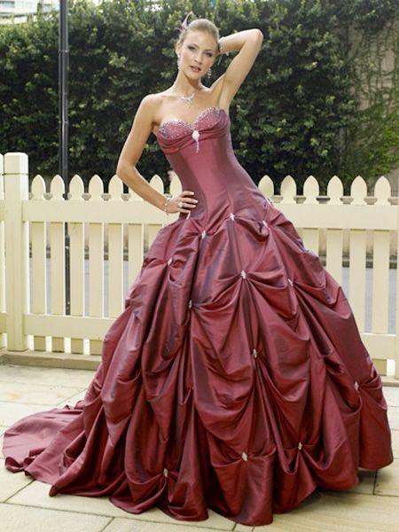 Свадебные платья 2012 - 15