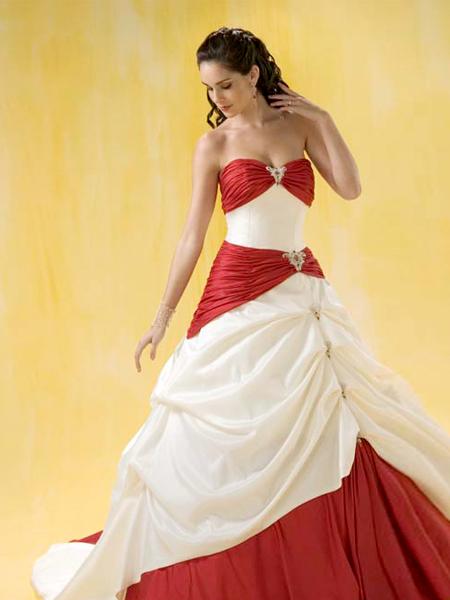 Свадебные платья 2012 - 23