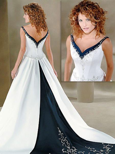 Свадебные платья 2012 - 24