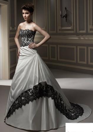 Свадебные платья 2012 - 35