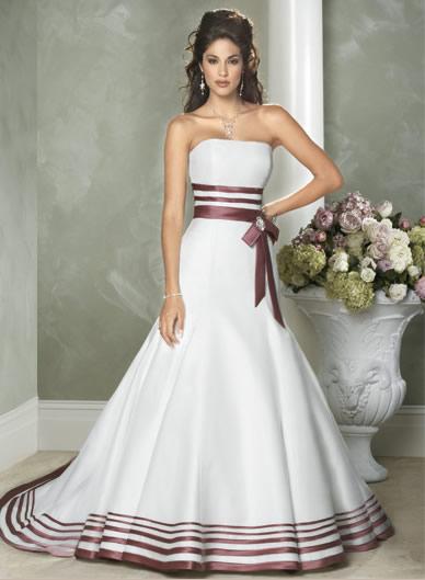 Свадебные платья 2012 - 36