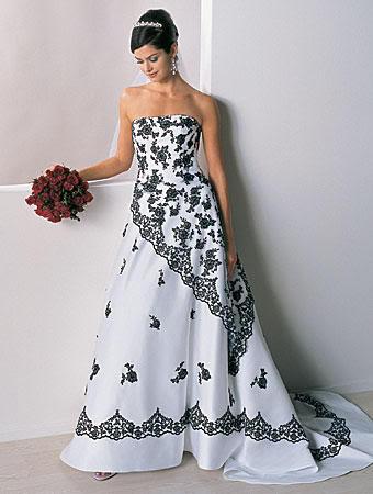 Свадебные платья 2012 - 25