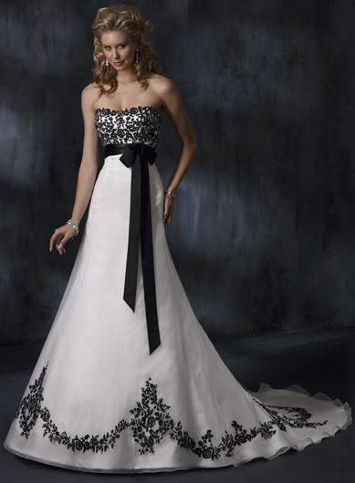 Свадебные платья 2012 - 26