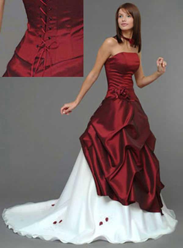 Свадебные платья 2012 - 27