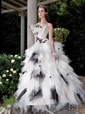 Свадебные платья 2012 - 28